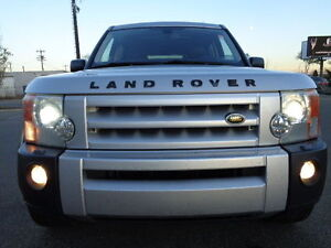 2006 Land Rover LR3 HSE-AWD-NAVI-LEATHER-DUAL SUNROOF--CLEAN