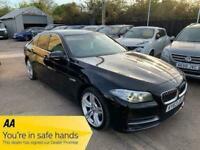2013 BMW 5 Series 2.0 520d SE 4dr Saloon Diesel Manual