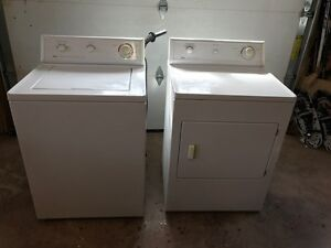 Heavy Duty Gibson Washer and Dryer