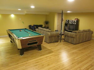 EXECUTIVE - High Quality newly renovated Student Rental Rooms