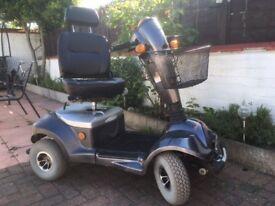 8 MPH Mercury Mobility Scooter (Regatta)