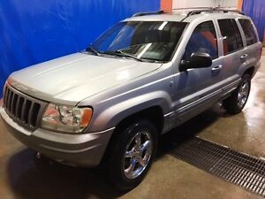 2001 Jeep Grand Cherokee, Leather, Reliable