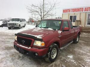 2008 FORD RANGER SPORT - LOW KM - CLEAN - POWER OPTIONS