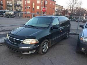 2003 FORD WINDSTAR SEL 7 PASSAGERS 514-961-9094