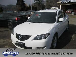 2006 Mazda3 local one owner!