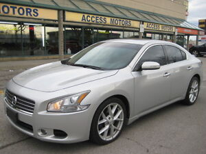 2009 Nissan Maxima Extra Clean, Leather, Sunroof