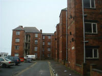 Spacious, Unfurnished flat to let, 2 bedrooms, NO Bond. Available immediately.