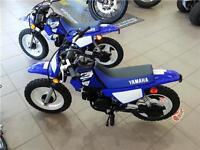 2015 Yamaha PW50- Yamaha Blue