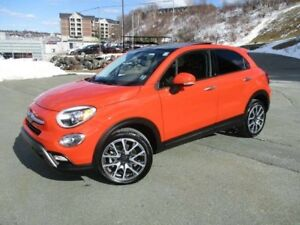 2017 FIAT 500 X Trekking (ORIGINAL MSRP $34875, NOW JUST $18977!