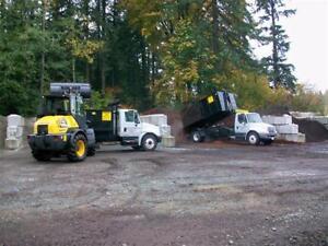 Pickup or Delivered Gravel, Garden Soil