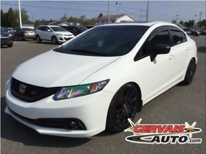 Honda Civic Si Navigation Toit Ouvrant MAGS **insp compl** 2015