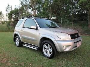 2004 Toyota Cruiser  3 Door Manual Excellent Cond Rego & Rwc Robina Gold Coast South Preview