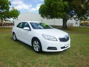 2013 Holden 4 cyl Auto Malibu Sedan Murgon South Burnett Area Preview