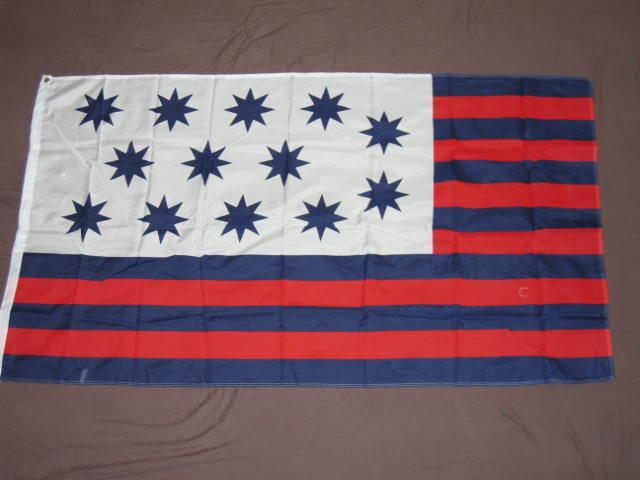 3X5 GUILFORD COURTHOUSE FLAG NORTH CAROLINA MILITIA 825