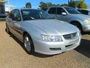 2004 Holden Commodore VZ Executive Silver 4 Speed Automatic Sedan Minchinbury Blacktown Area Preview