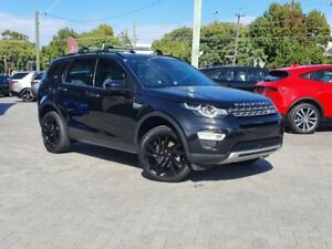 2016 Land Rover Discovery Sport L550 17MY TD4 180 HSE Luxury Black 9 Speed Sports Automatic Wagon Osborne Park Stirling Area Preview