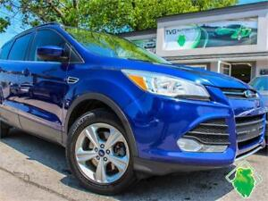 SALE! '13 Ford Escape SE+AWD+HeatedLeather+AcdntFree! $92/Pmts!