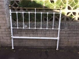 Genuine Antique Double Bed Frame