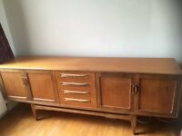 G-Plan Side Board. In fair/good condition. Lovely piece of furniture