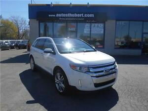 FORD EDGE SEL LIMITED 2013 **NAVIGATION, CUIR, TOIT PANORAMIQUE*