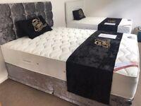 HIGH QUALITY DREAMWORLD DIVAN BEDS