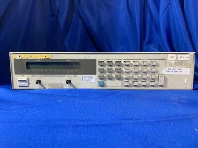 Agilent 6644a Dc Power Supply Parts Unit