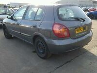 Nissan Almera breaking for parts