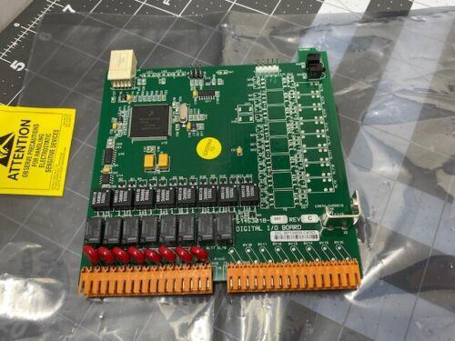 Honeywell 51453018-001 8CH Digital I/O Board for QX/SX/GR recorders