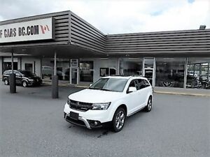 2017 Dodge Journey CROSSROAD AWD NAVIGATION - DVD