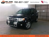 2008 Ford Escape Limited LeatherLoaded 4x4 Winter is almost here