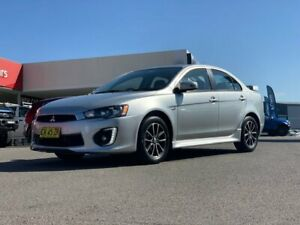 2016 Mitsubishi Lancer CF MY17 ES Sport Silver 6 Speed Constant Variable Sedan Goulburn Goulburn City Preview