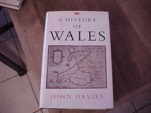 Great Book-A History of Wales, by John Davies-from estate