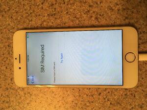 IPHONE 6 GREAT FOR PARTS TURNS ON, WORKS BUT SOMETIMES SHUTS OFF Cambridge Kitchener Area image 1
