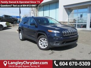 2015 Jeep Cherokee Sport <b>*ACCIDENT FREE*LOW KMS*BLUETOOTH*<b>