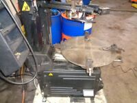 Used Tyre Machine with helper arm