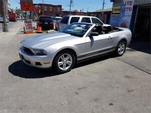 2012 Ford Mustang Convertible*55000Km*Auto*Super Clean*$79/Sem.