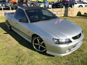 2004 Holden Ute VY II SS Silver 6 Speed Manual Utility Wangara Wanneroo Area Preview