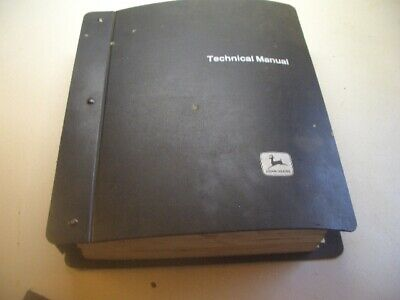 John Deere 540 640 740 548 648 748e Skidder Tech Manual Tm1485 Tm148691-92 I8