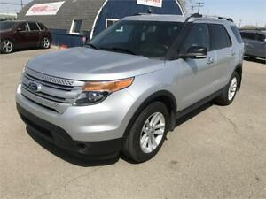 2013 Ford Explorer XLT 4WD *3rd Row/ Heated Seats*