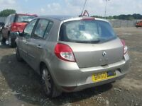 Breaking Renault clio Mk3 for parts