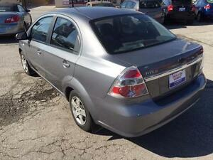 CLEARANCE SALE!! 2008 CHEVROLET AVEO 130,000 Km ONLY 4,500! Windsor Region Ontario image 3