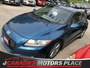 2011 Honda CR-Z 5 SPD HYBRID WOW SUPER DEAL WOW MINT CAR RARE CO