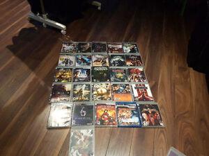 Plusieurs jeux PS3 a vendre