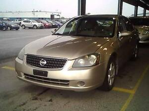 2005 Nissan Altima 2.5 S Extra