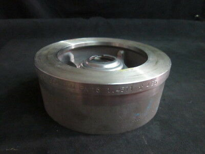 Valve GESTRA Check SS DISC RK 66 A DN100 4in 6/10/16/25/40 Flowserve DISCO