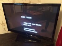 """LG 40"""" TV with freeview"""