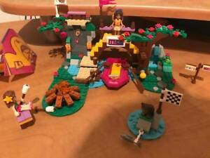 LEGO Friends Adventure Camp Rafting (41121)