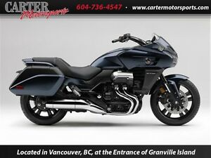 2014 Honda CTX1300TAE ABS - SAVE $5000!