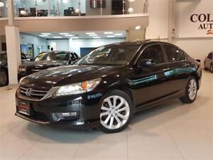 2014 Honda Accord Sedan TOURING-NAVIGATION-LEATHER-SUNROOF-LOADE