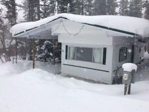 Castle Mountain Resort 1 week mobile home w hot tub